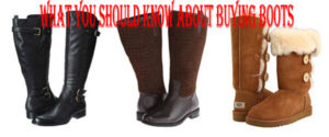 What You Should Know About Buying Boots
