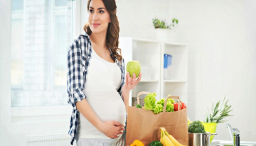 Essential Nutrients inside the Pregnancy Diet